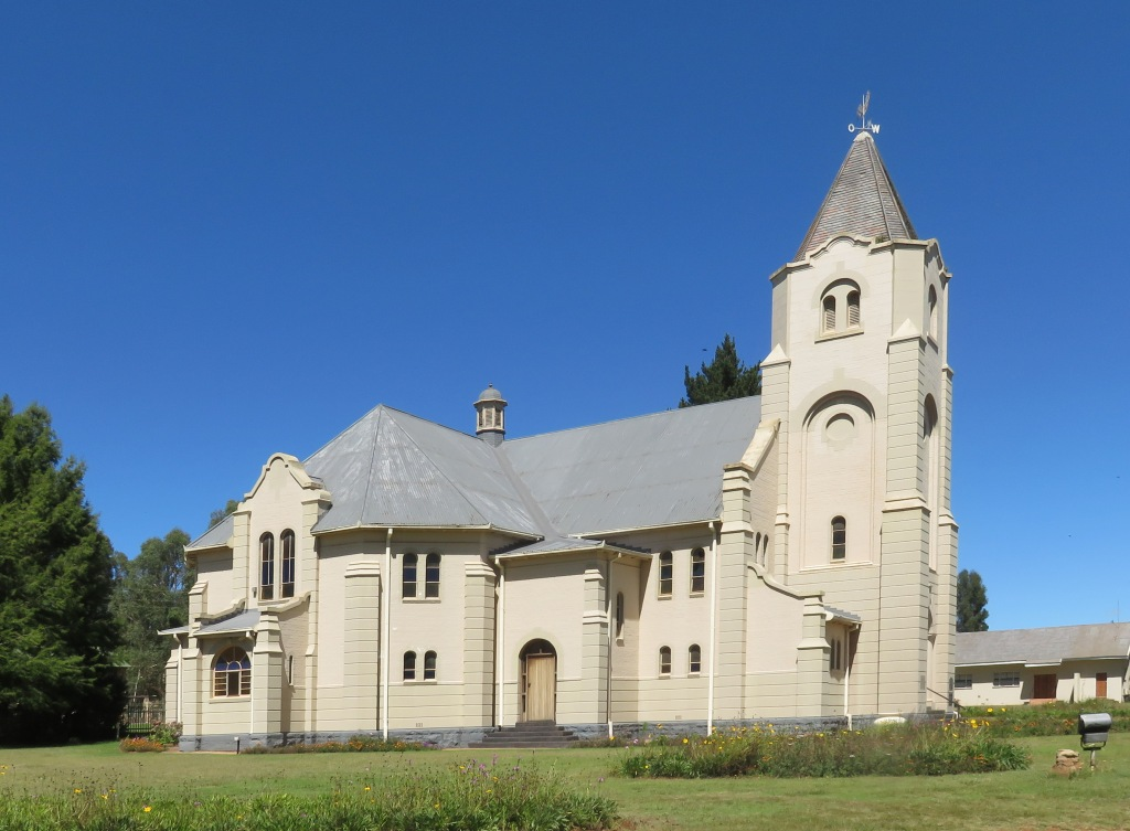 Dullstroom NG church