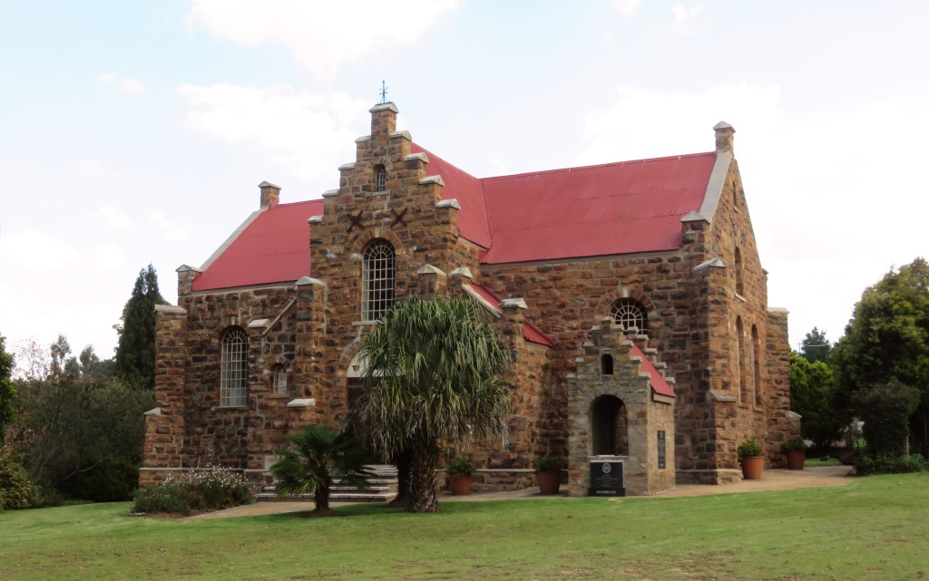 Dullstroom NH church