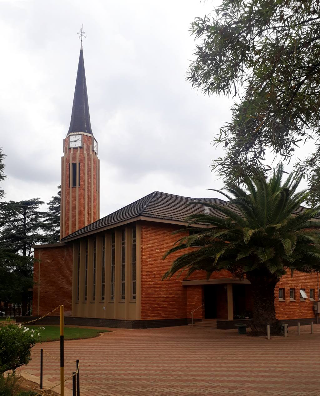 Deelfontein 01Fochville NG church