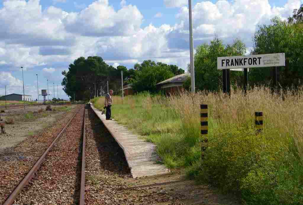Frankfort railway station
