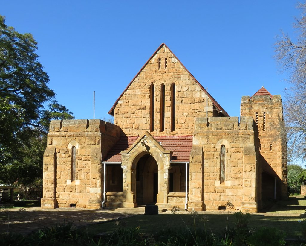 Greytown Anglican church