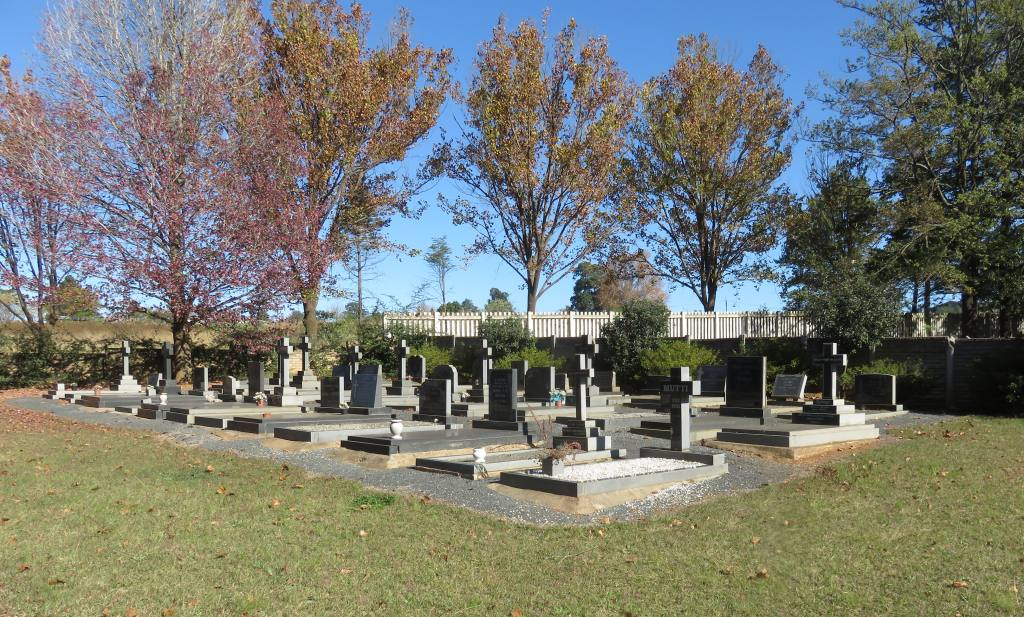 Greytown German cemetery