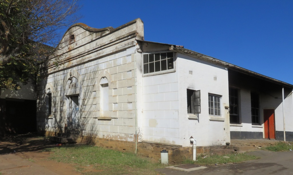 Greytown UMR drill hall