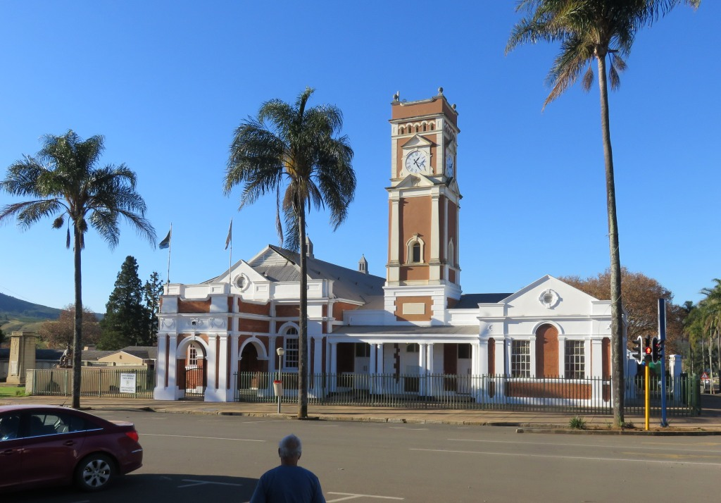 Greytown civic centre
