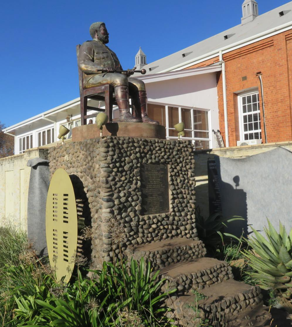 Greytown memorial king Dinuzulu