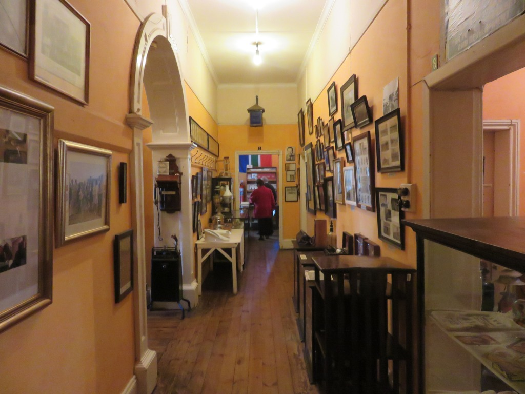 Greytown museum inside