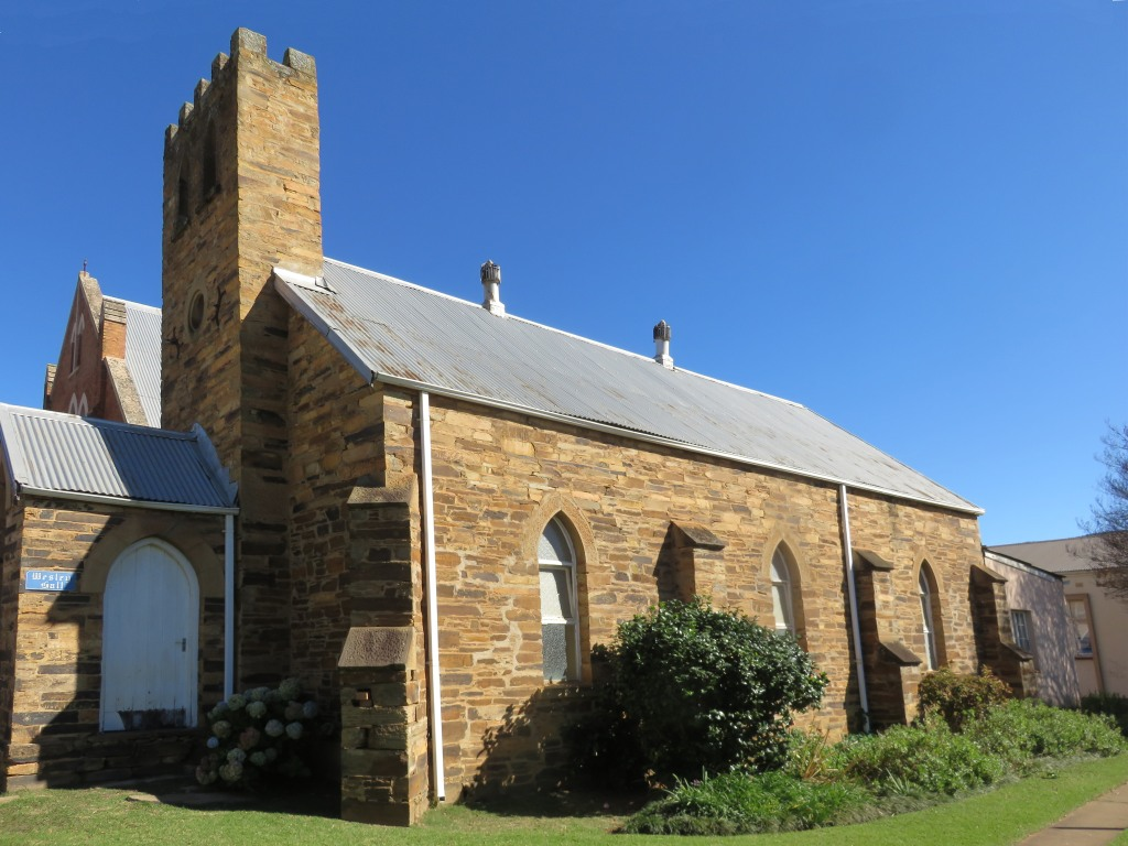 Greytown old methodist church