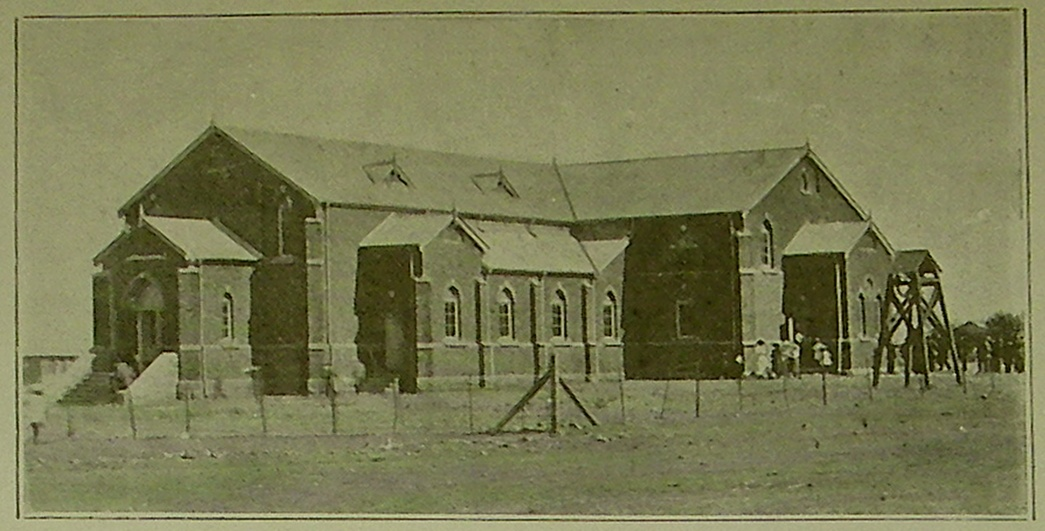 Koppies old church