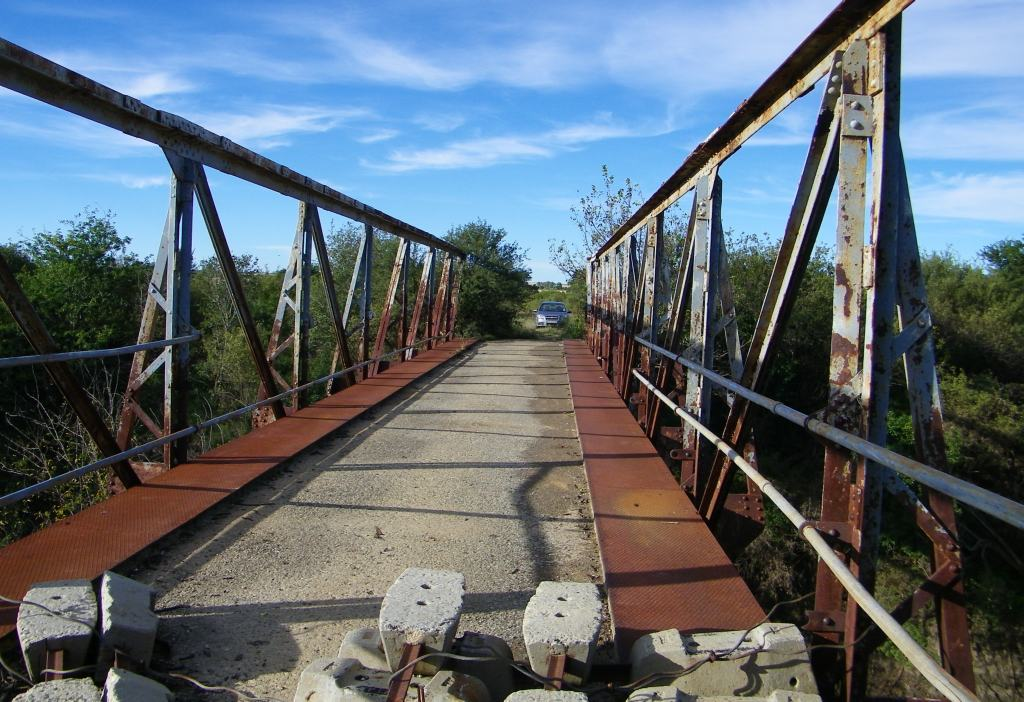 Koppies road bridge