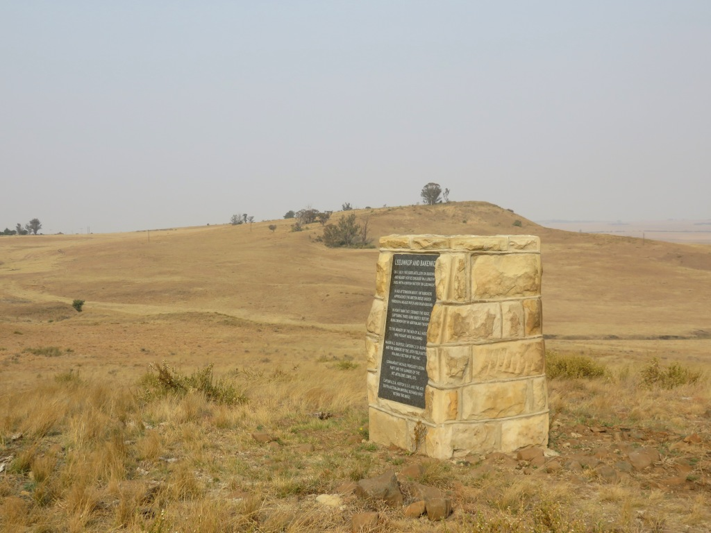 Lindley Bakenkop monument