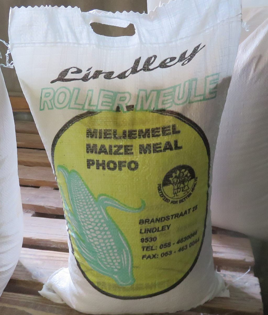 Lindley maize meal