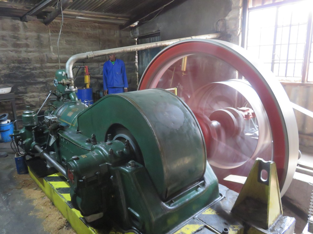 Lindley the mill engine