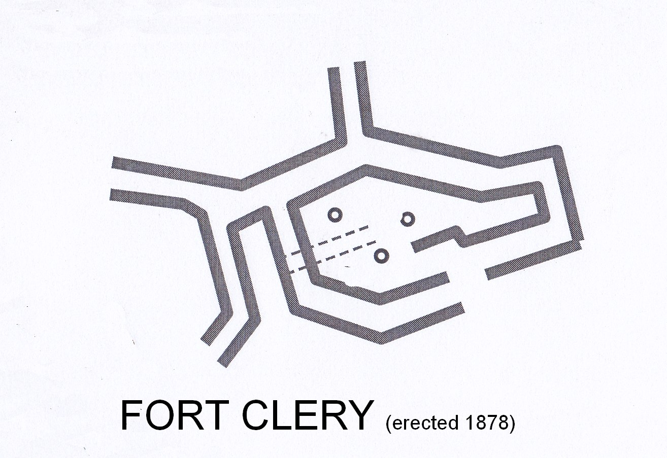 Luneburg Fort Clery