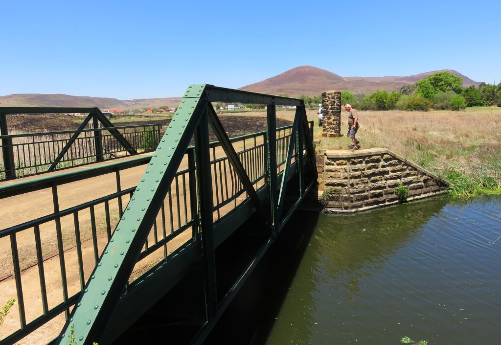 Wakkerstroom Kruger bridge