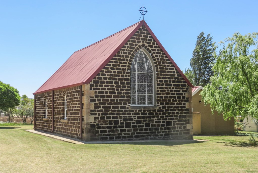 Wakkerstroom anglican church