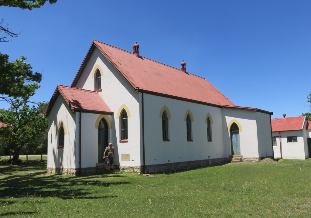 Wakkerstroom catholic church