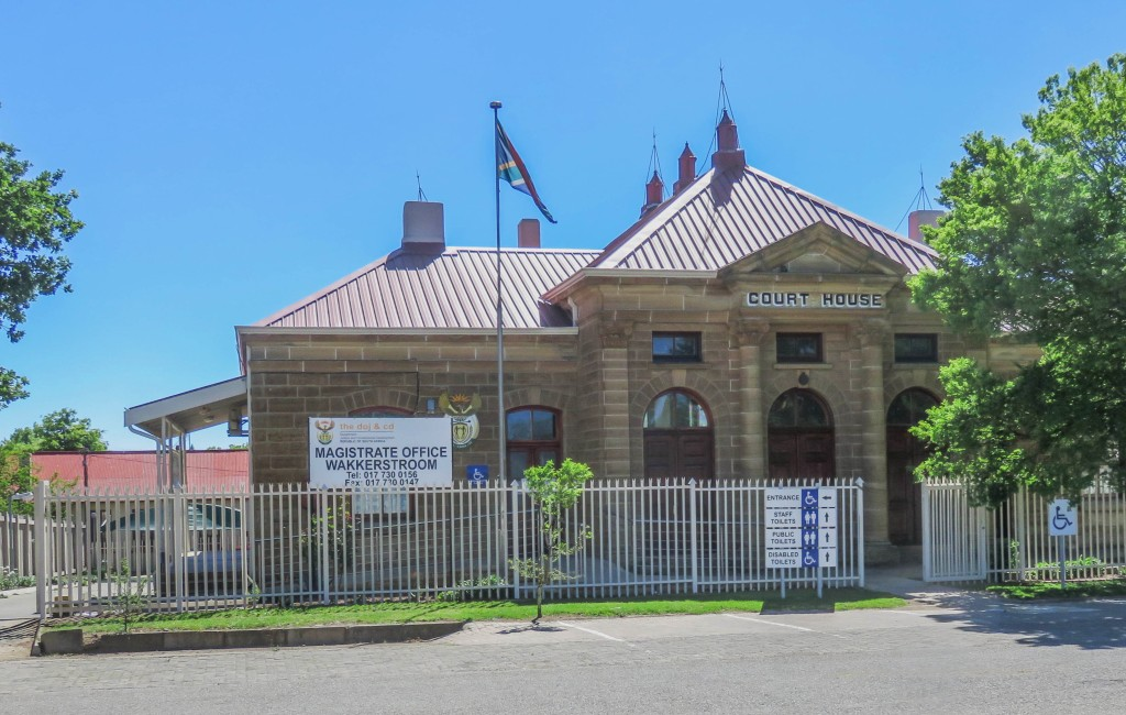 Wakkerstroom court house