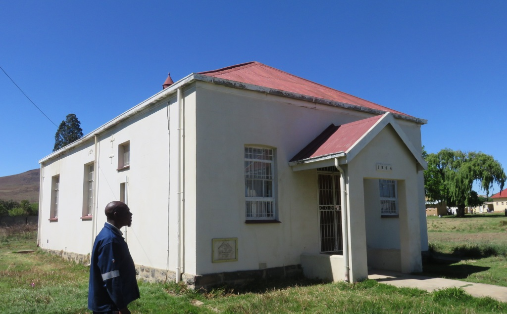 Wakkerstroom free mason lodge