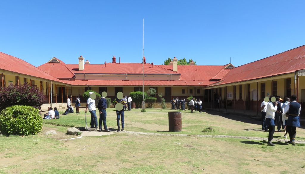 Wakkerstroom school