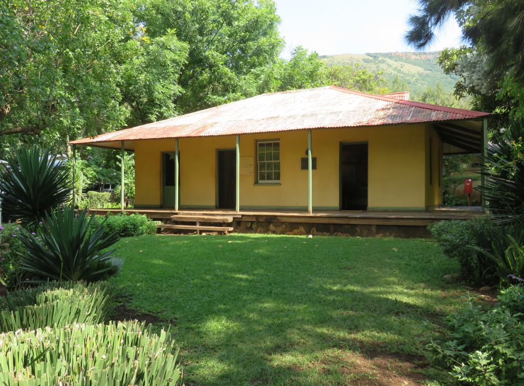 Waterval Kruger house