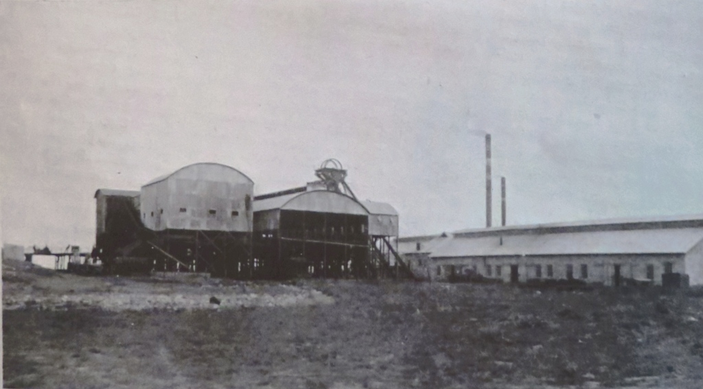 Coalbrook Clydesdale mine