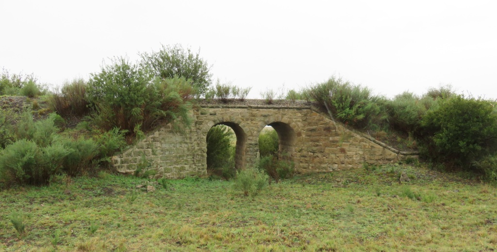 Weilbach sandstone bridge